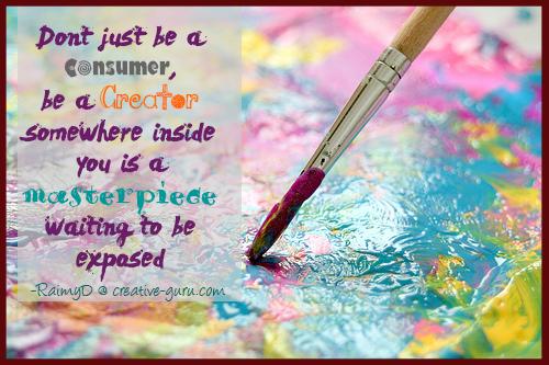 Be a Creator