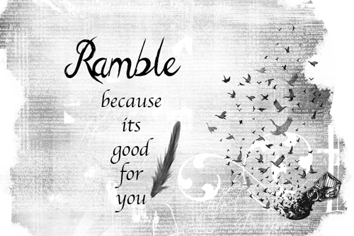 Ramble by Raimyd